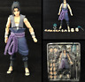 Anime SHF S.H.Figuarts Naruto Shippuden Uchiha Sasuke Action Figure New In Box