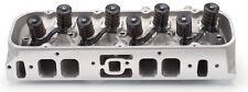 Edelbrock 50459 E-Street Cylinder Head Big Block Chevy 110cc Chamber - Each