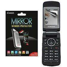 AMZER Kristal Mirror Screen Protector for Samsung Moment M900