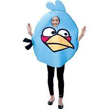 Original Angry Birds Blue Bird Child Costume One Size  (NEW)