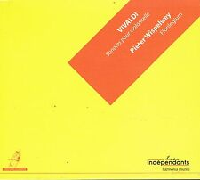CD album: Vivaldi: sonates pour violoncelle. Pieter Wispelwey. channel  C5