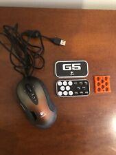Logitech G5 Laser Gaming Mouse (931376-0403)