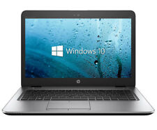 Quad Core Gaming HP EliteBook Laptop. 1.9GHZ, 8GB, 128GB SSD,Win 10.