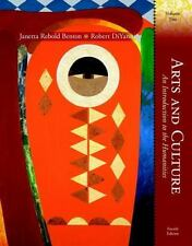 Arts and Culture Vol. II : An Introduction to the Humanities by Robert DiYanni,