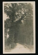 Somerset WESTON-SUPER-MARE Totterdown Ave used 1922 RP PPC by York Bristol