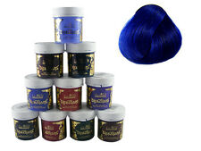 La Riche Instrucciones Tintura de cabello Color Azul Midnight Blue x 2