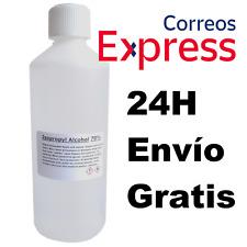 Alcohol Isopropilico IPA / Isopropanol Liquido Desinfectante Virus 500ML
