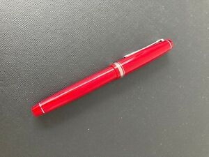 Pilot Falcon Red SE Nib USED VERY GOOD