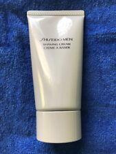 Shiseido Men Shaving Cream 50ml/ 1.8 Oz New Boxed