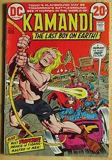 "DC Comics ""KAMANDI"" THE LAST BOY ON EARTH  # 4, Photos Show Good Condition"