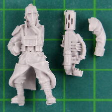 Death Korps of War Command Squad Soldier Melter Forge World 40K 1534