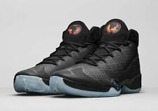 Nike Air Jordan XXX size 12. Black Cat Galaxy. ASG. 811006-010 White Blue.