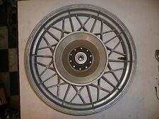 """BMW 18"""" Rear Snowflake Wheel Rim Disc Brake R65 R75 R80 R100"""