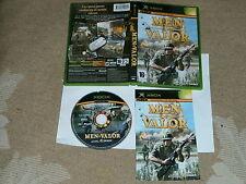 Men of Valor xbox-pal-ita