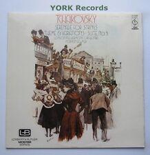 CFP 40300 - TCHAIKOVSKY - Serenade For Strings DEL MAR London PO - Ex LP Record