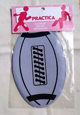 VINTAGE RONFORT PROTEGE COUDES GENOUX BALLON RUGBY THERMOCOLLANT ADHESIF GRIS A1