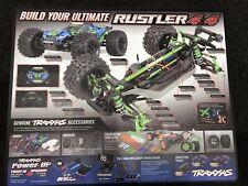 """Traxxas COUNTER MAT RUSTLER 4X4 Pit Mat 16X20"""" New Rustler Vxl"""