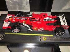1:18 Hotwheels Ferrari 248 Michael Schumacher Chinese GP Win 2006 - Marlboro
