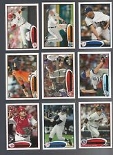 2012 TOPPS SERIES 1 #'s 1-249  ( STARS, ROOKIE RC'S ) WHO DO YOU NEED!!!
