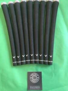 Set of 9pcs NEW Golf Pride Tour Velvet 360' Callaway Pulled Grips - 58 Round