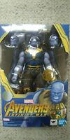 S.H. Figuarts Thanos Action Figure Avengers Infinity War Bandai Tamashii Nation