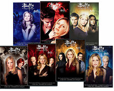 Buffy the Vampire Slayer Complete Season 1 2 3 4 5 6 7 DVD NEW Series DamageSets