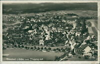 Ansichtskarte Bonndorf Schwarzwald vom Flugzeug aus  (Nr.717) -I