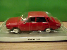 Modelcar 1:43    *** IXO IST ***  DACIA 1300 (RED)
