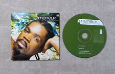 "CD AUDIO MUSIQUE / MÉNÉLIK ""JE T'AIME COMME T'ES"" 3T CD SINGLE 2000 HIP HOP"
