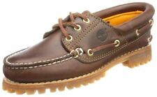Timberland Heritage Noreen 3 Eye Scarpe da Barca Donna Marrone (brown (m6v)