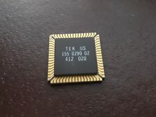 1X TEK US 155 0290 020 VINTAGE CERAMIC CPU FOR GOLD SCRAP RECOVERY