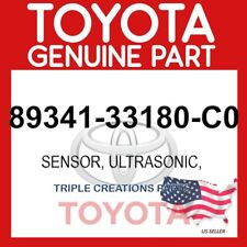 8934133180C0 GENUINE Toyota SENSOR, ULTRASONIC, 89341-33180-C0 OEM