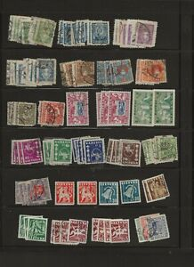 Small Collection Lithuania, used, unused, and MNH