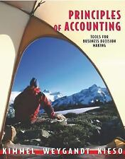 Principles of Accounting with Annual Report by Donald E. Kieso, Paul D....