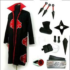 Naruto Itachi Uchiha cosplay kostüm Whole set uniform