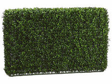 3' Wide 2' Tall ARTIFICIAL OUTDOOR UV BOXWOOD HEDGE TOPIARY TREE BUSH PATIO POOL