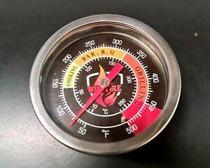 Wildfire Temperature Gauge