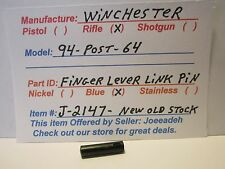 WINCHESTER 94 POST 64. (FINGER LEVER LINK PIN) (J-2147)