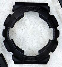 Genuine Casio G-Shock bezel for GA-100 1A1 GA-100C GA-120 GA-140 GD-101 (BLACK)