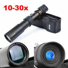 HD 10-30X25 Zoomable Optic Lens Monoculars Outdoor Telescopes for Sports Hiking