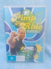 PIMP MY RIDE COMPLETE SECOND SEASON 2 DISC BOXSET  DVD M R4