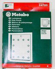Metabo 24720 Lochstanze 115*140mm