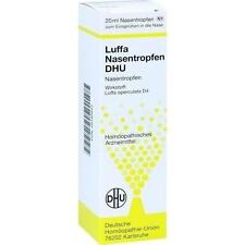 LUFFA NASENSPRAY DHU Dosierspray 20ml PZN 180893