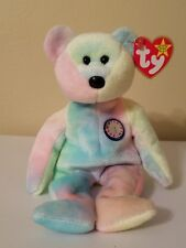 5th Gen ~BIRTHDAY BEAR~ MWMT!  SOFT & PLUSH!!  GORGEOUS PASTEL COLORS!!!