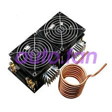 2000W ZVS Induction Heating Board Module Flyback Driver Heater FAN