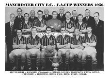 MANCHESTER CITY F.C.TEAM PRINTS X 30 (1904-1971)