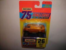 1997 MATCHBOX GOLD CHALLENGE #26 CHEVY VAN LIMITED EDITION 1 OF 10,000 FREE SHIP