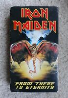 From There to Eternity by Iron Maiden (VHS, Jun-1992, Sony Music Distribution...