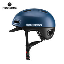 ROCKBROS Bicycle Helmet Ultralight Helmet Aerodynamic Commuter Leisure Blue New
