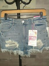 Almost Famous High Rise Shorts Size 11